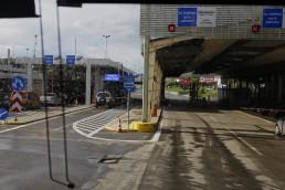 Greece / FYROM Macedonia border.